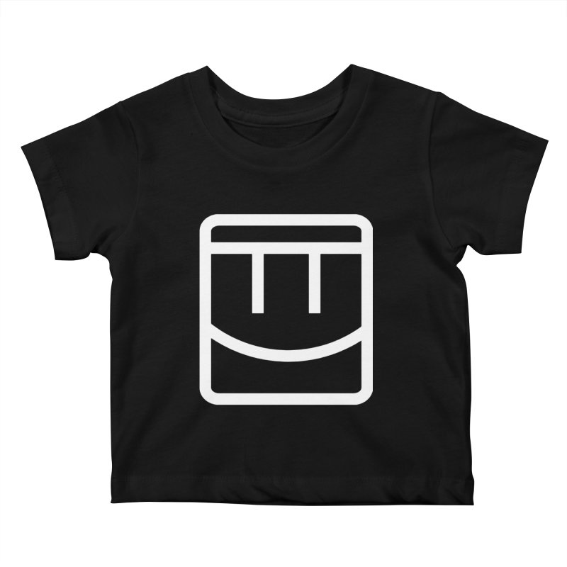 Rec Room Face Kids Baby T-Shirt by Rec Room Official Gear