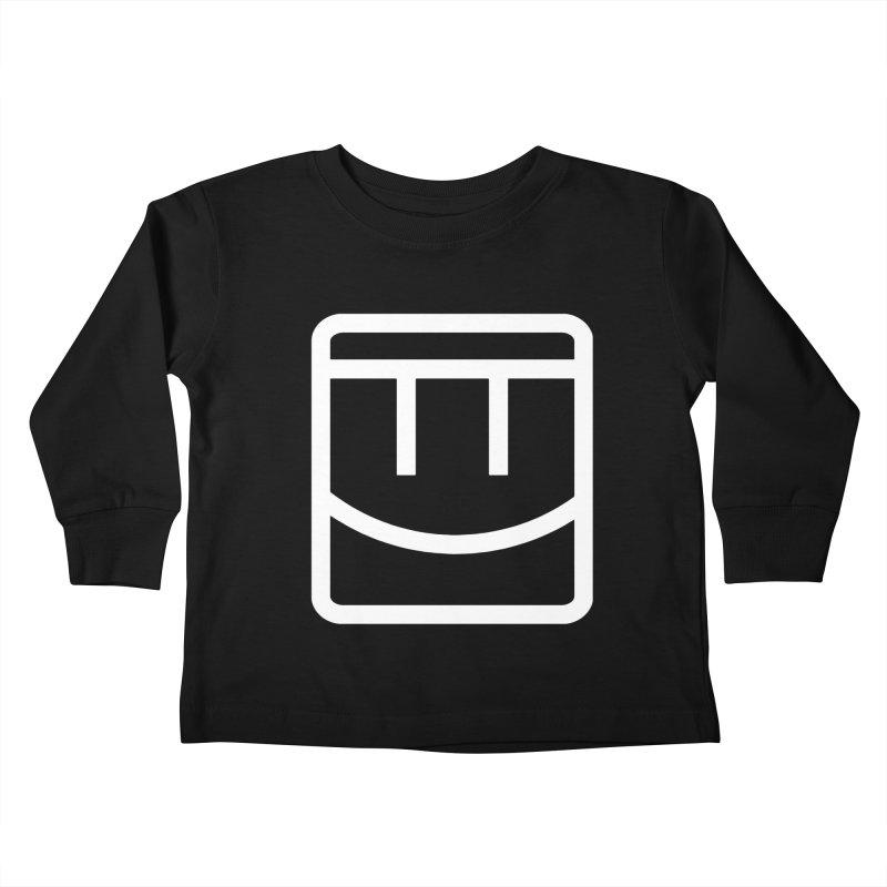 Rec Room Face Kids Toddler Longsleeve T-Shirt by Rec Room Official Gear