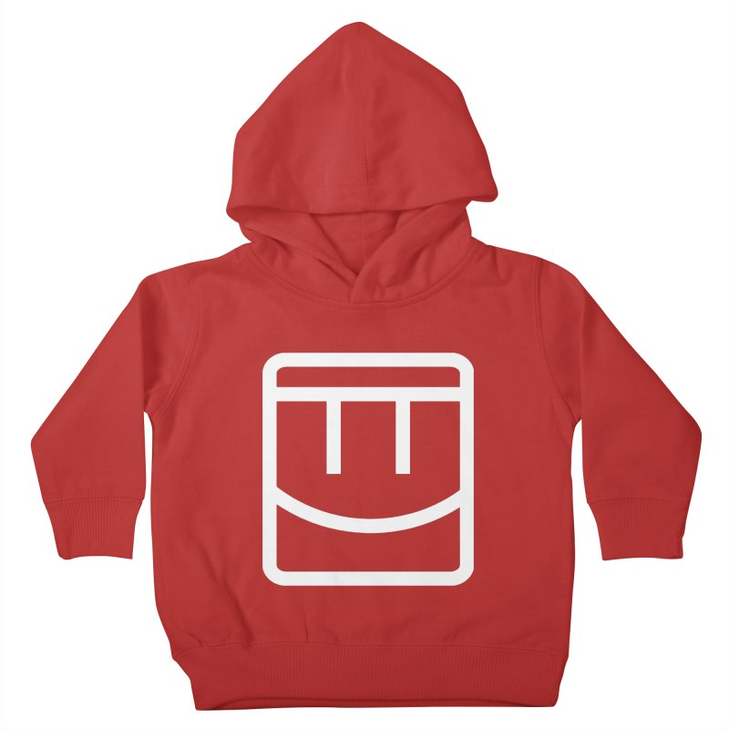 Rec Room Face Kids Toddler Pullover Hoody by Rec Room Official Gear