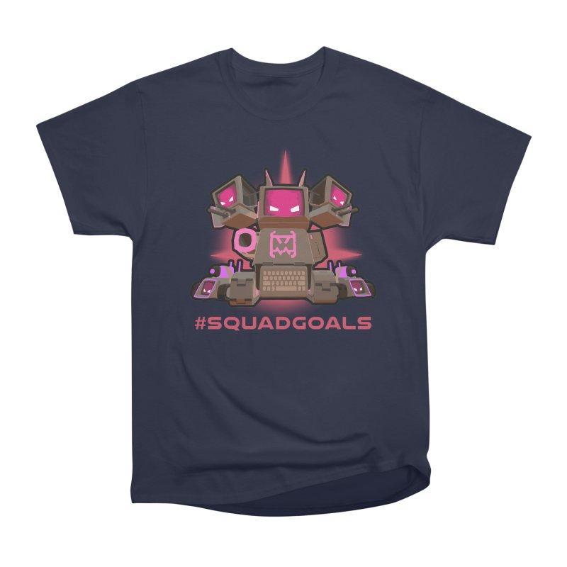 Rec Room Squadgoals Men's Heavyweight T-Shirt by Rec Room Official Gear