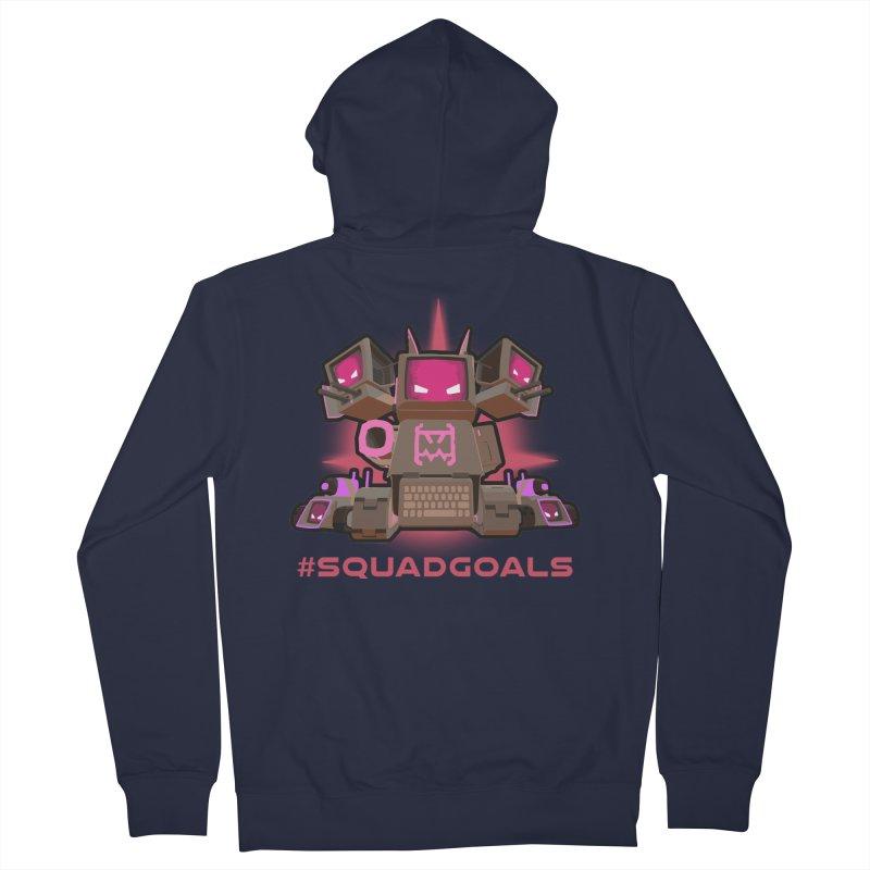 Rec Room Squadgoals Women's Zip-Up Hoody by Rec Room Official Gear