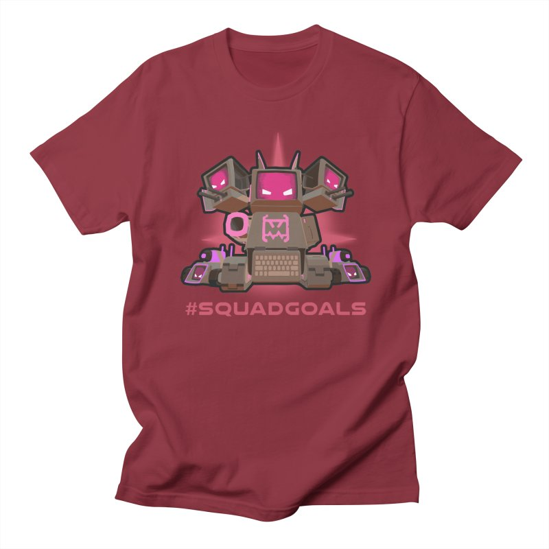 Rec Room Squadgoals Men's Regular T-Shirt by Rec Room Official Gear