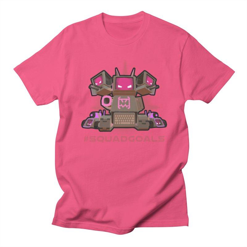 Rec Room Squadgoals Women's Regular Unisex T-Shirt by Rec Room Official Gear