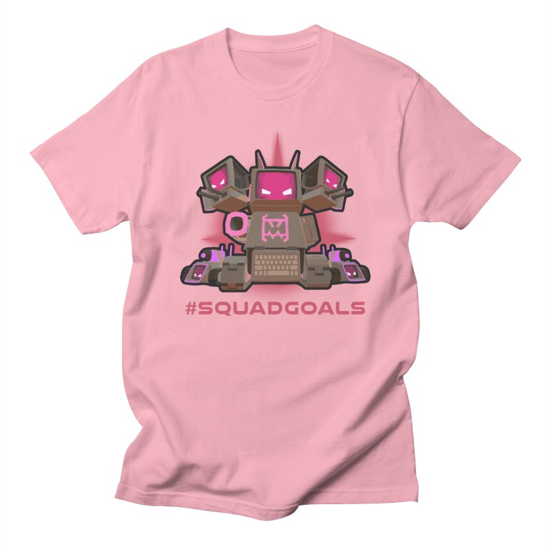Rec Room Squadgoals Women's Regular Unisex T-Shirt by Rec Room Official Gear