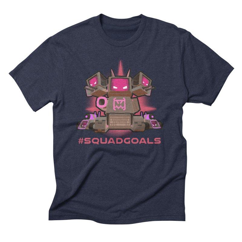 Rec Room Squadgoals Men's Triblend T-Shirt by Rec Room Official Gear