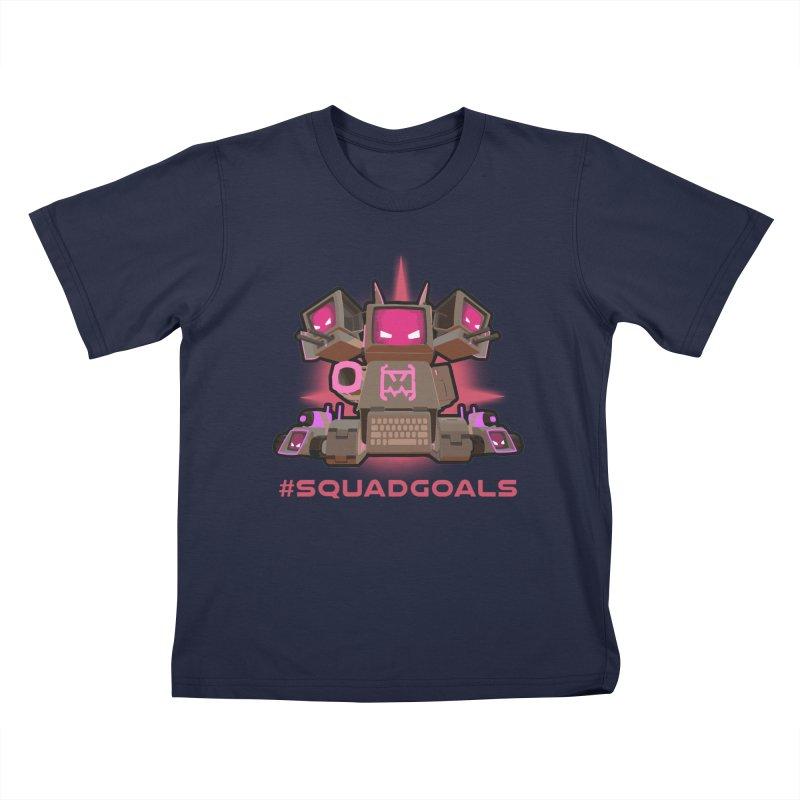 Rec Room Squadgoals Kids T-Shirt by Rec Room Official Gear