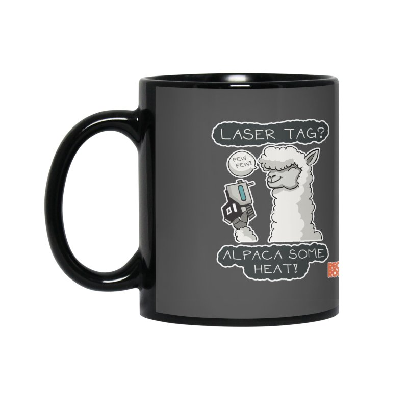 Alpaca My Shirt! Accessories Mug by Rec Room Official Gear