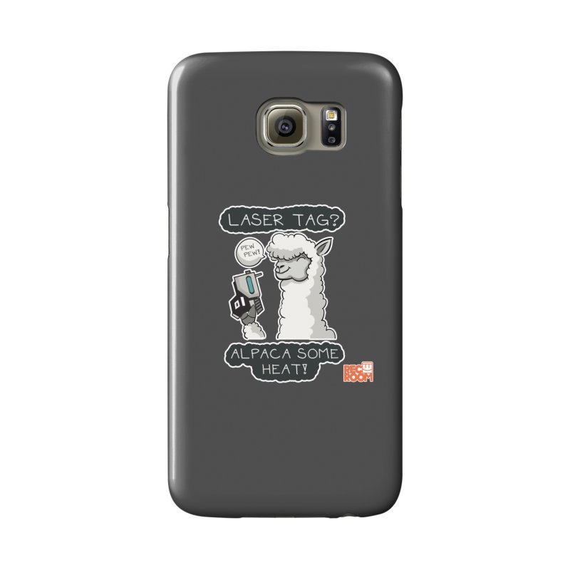 Alpaca My Shirt! Accessories Phone Case by Rec Room Official Gear