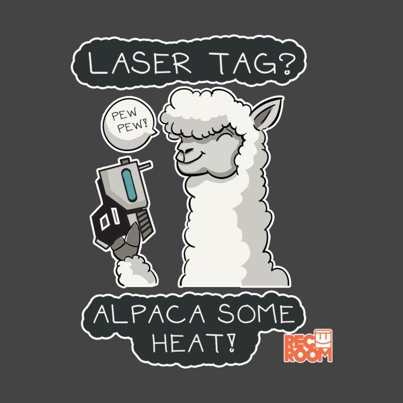 Alpaca My Shirt! Men's Zip-Up Hoody by Rec Room Official Gear