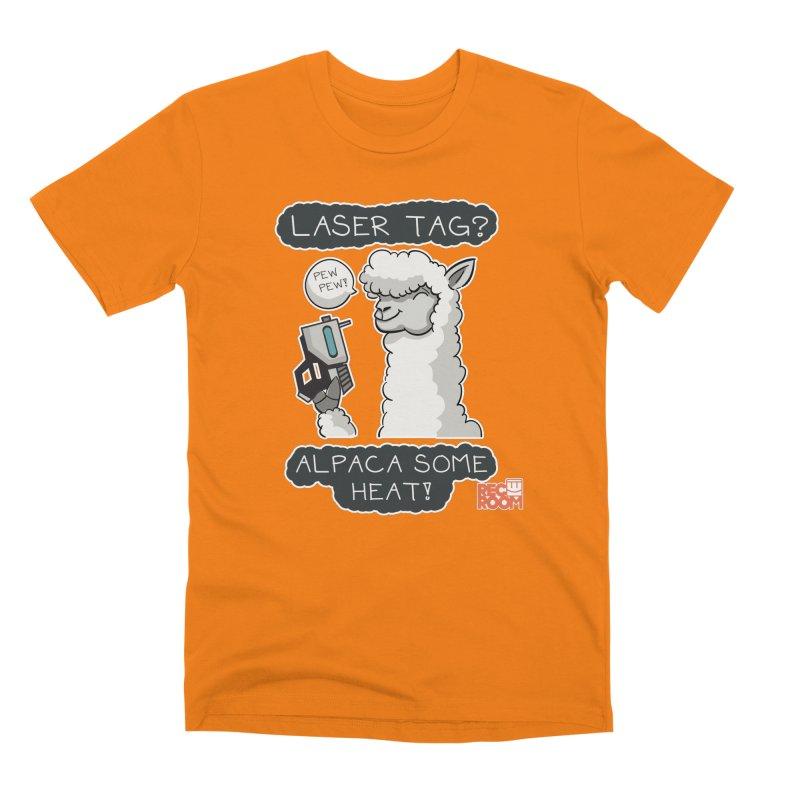 Alpaca My Shirt! Men's T-Shirt by Rec Room Official Gear