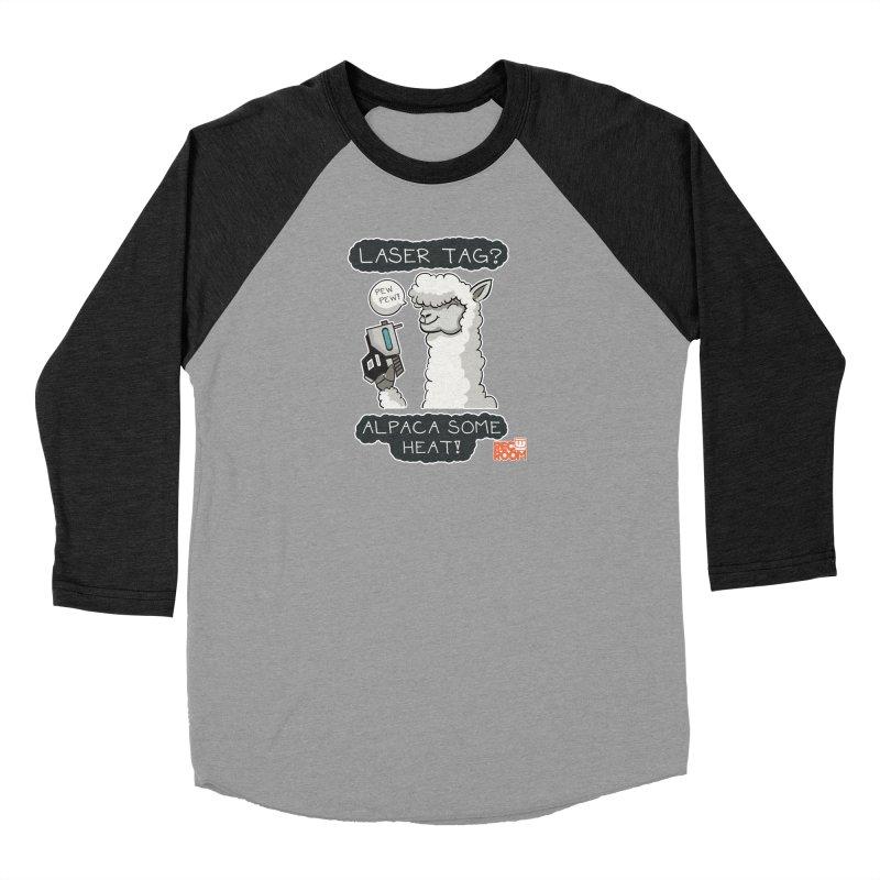Alpaca My Shirt! Men's Longsleeve T-Shirt by Rec Room Official Gear