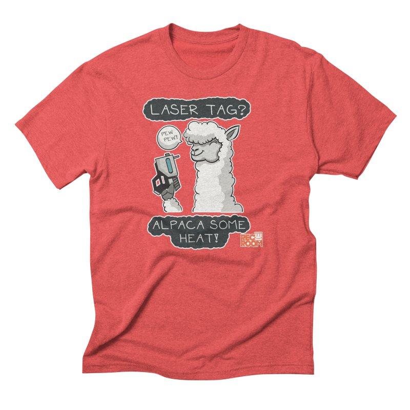 Alpaca My Shirt! Men's Triblend T-Shirt by Rec Room Official Gear
