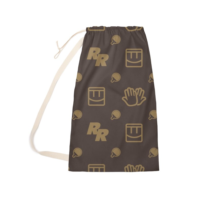 Rec Room Fashion Pattern Accessories Bag by Rec Room Official Gear