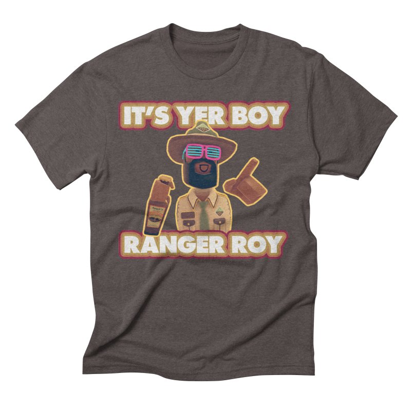 Its Yer Boy! Ranger Roy! Men's T-Shirt by Rec Room Official Gear