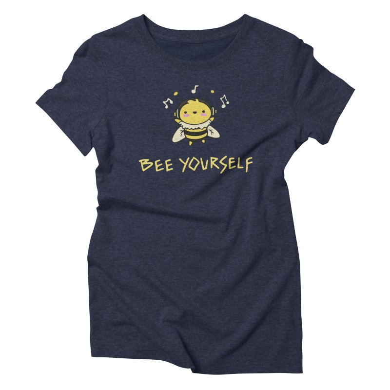 Bee Yourself! Women's T-Shirt by Rec Room Official Gear