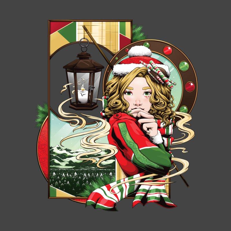 Noel Women's Longsleeve T-Shirt by Red Apple Tee's