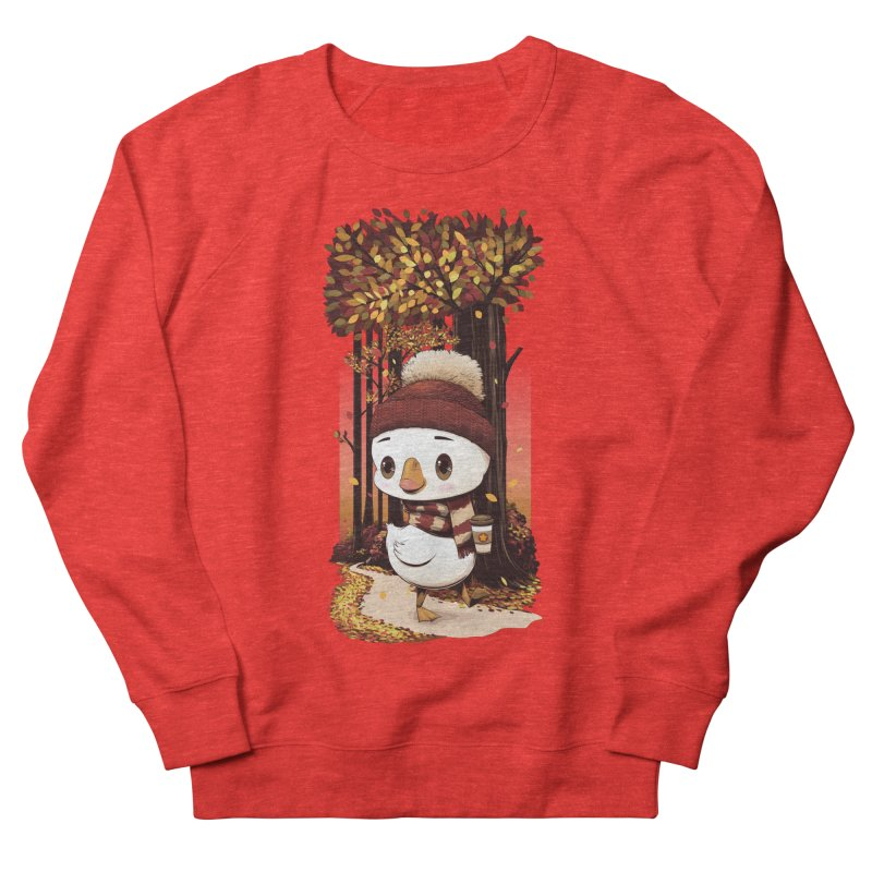 dinkygoose - Fall Women's Sweatshirt by Red Apple Tee's