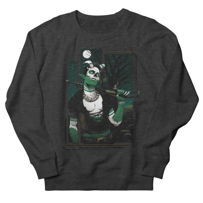 Graveyard Outcast Women's Sweatshirt by Red Apple Tee's