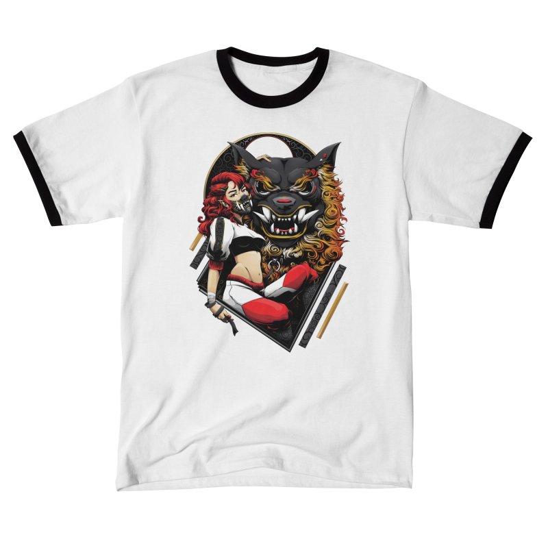 Beast Keeper Women's T-Shirt by Red Apple Tee's
