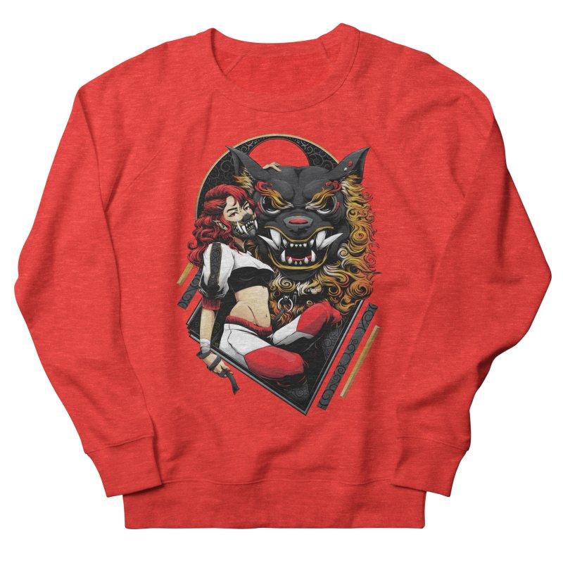 Beast Keeper Women's Sweatshirt by Red Apple Tee's