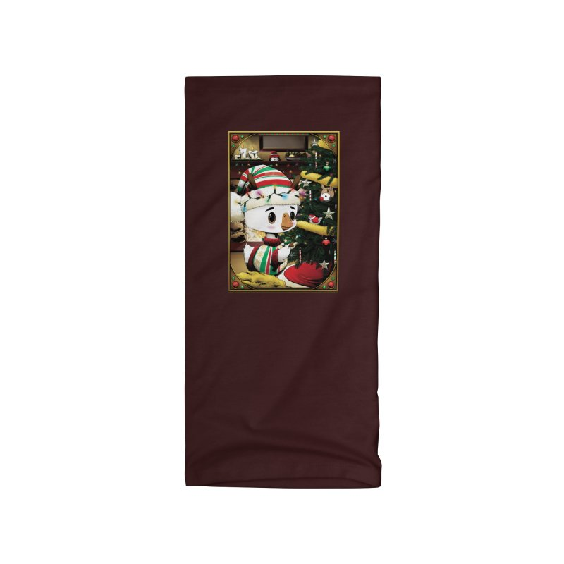 Holiday Season with dinkygoose Accessories Neck Gaiter by Red Apple Tees
