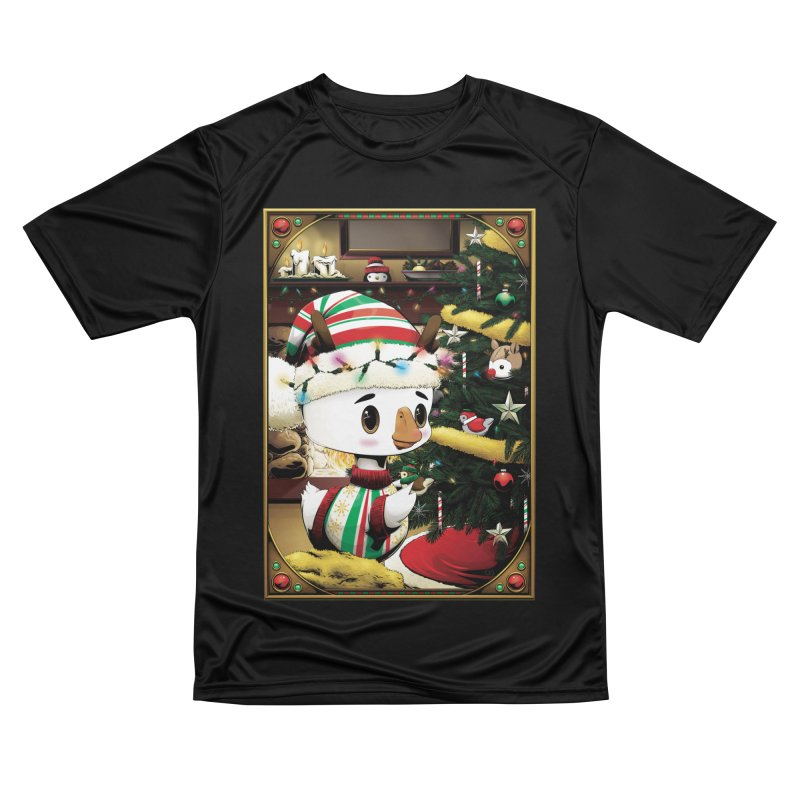 Holiday Season with dinkygoose Women's T-Shirt by Red Apple Tee's