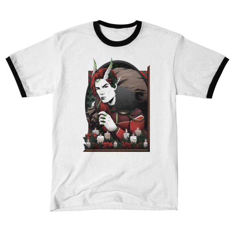 Krampus Women's T-Shirt by Red Apple Tee's