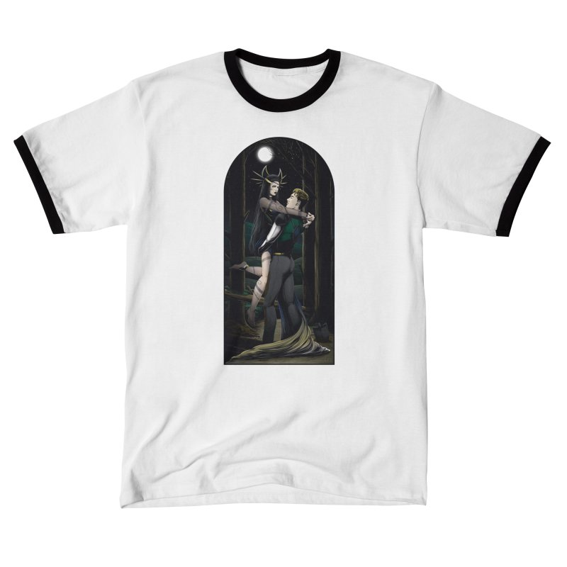 Saved Women's T-Shirt by Red Apple Tee's