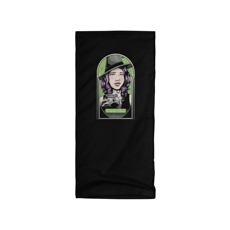 Witches Brew Accessories Neck Gaiter by Red Apple Tees