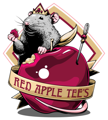 Red Apple Tees Logo