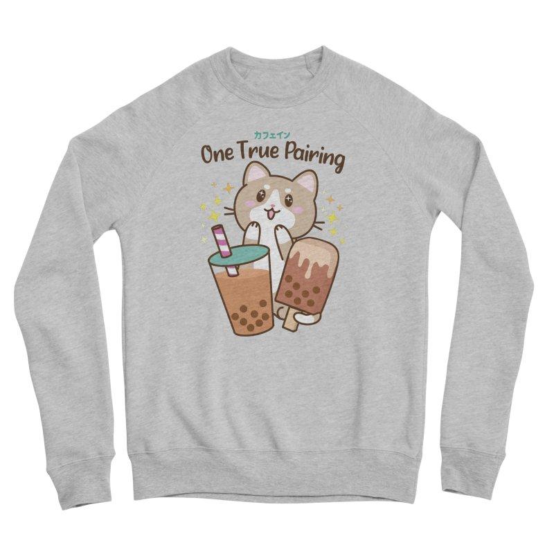 Kafein - Boba Tea OTP Men's Sweatshirt by Redbeanfiend's Artist Shop