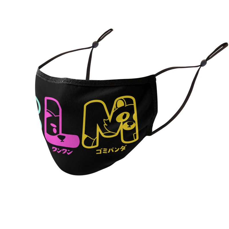 BLM - Stand together Accessories Face Mask by Redbeanfiend's Artist Shop