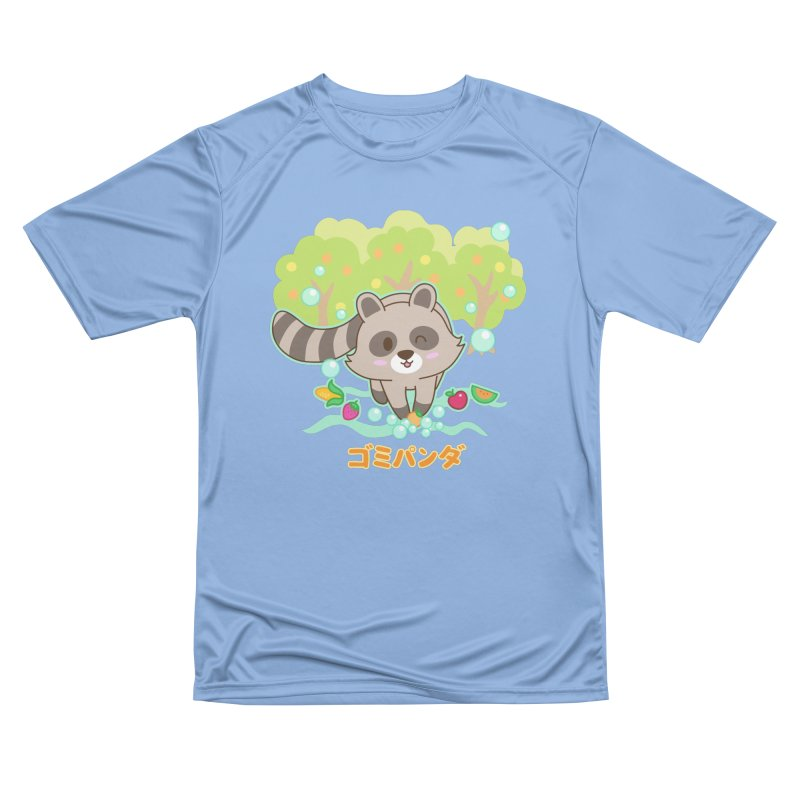 Gomi Raccoon - Wash Your Hands (Variant) Women's T-Shirt by Redbeanfiend's Artist Shop