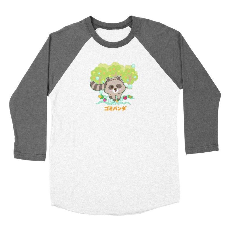 Gomi Raccoon - Wash Your Hands (Variant) Women's Longsleeve T-Shirt by Redbeanfiend's Artist Shop