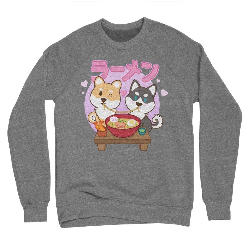 Shiba Wan Wan - Ramen Love (Variant) Women's Sweatshirt by Redbeanfiend's Artist Shop