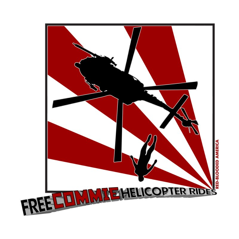 Throwing Commies Out Of Helicopters