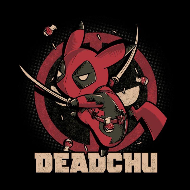Deadchu Kids Baby Zip-Up Hoody by Red Bug's Artist Shop