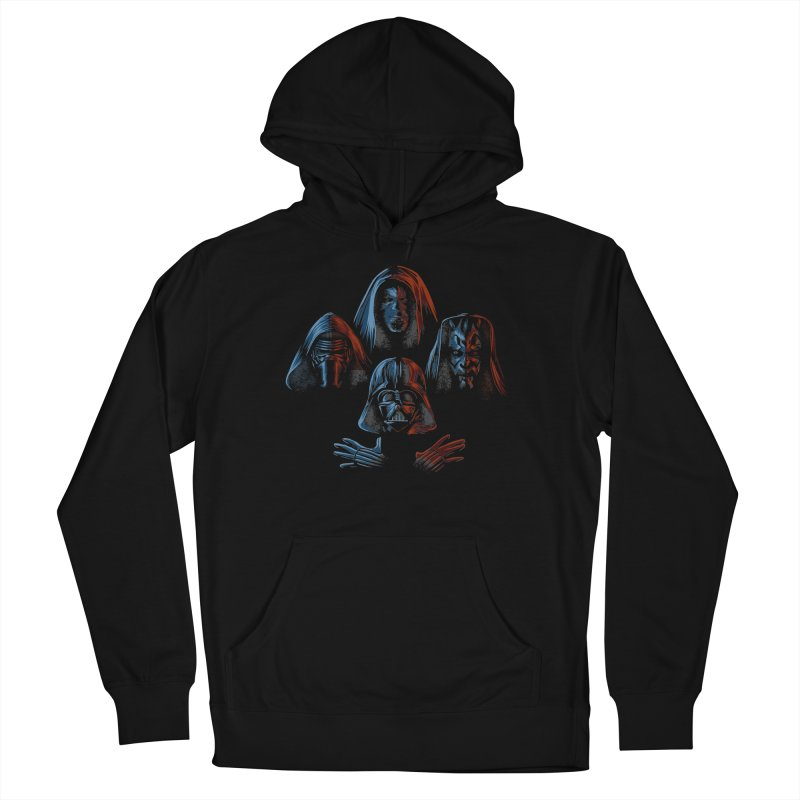 Bohemian siths Men's French Terry Pullover Hoody by Red Bug's Artist Shop