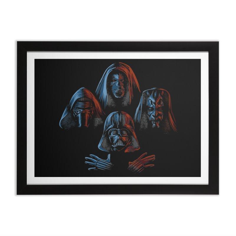 Bohemian siths Home Framed Fine Art Print by Red Bug's Artist Shop