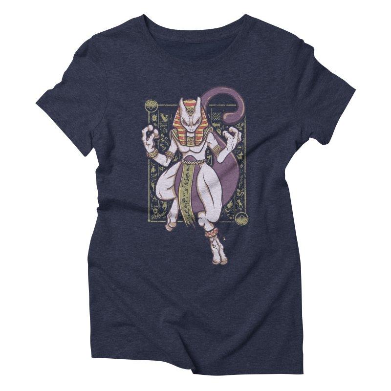 Poder Místico Women's Triblend T-Shirt by Red Bug's Artist Shop