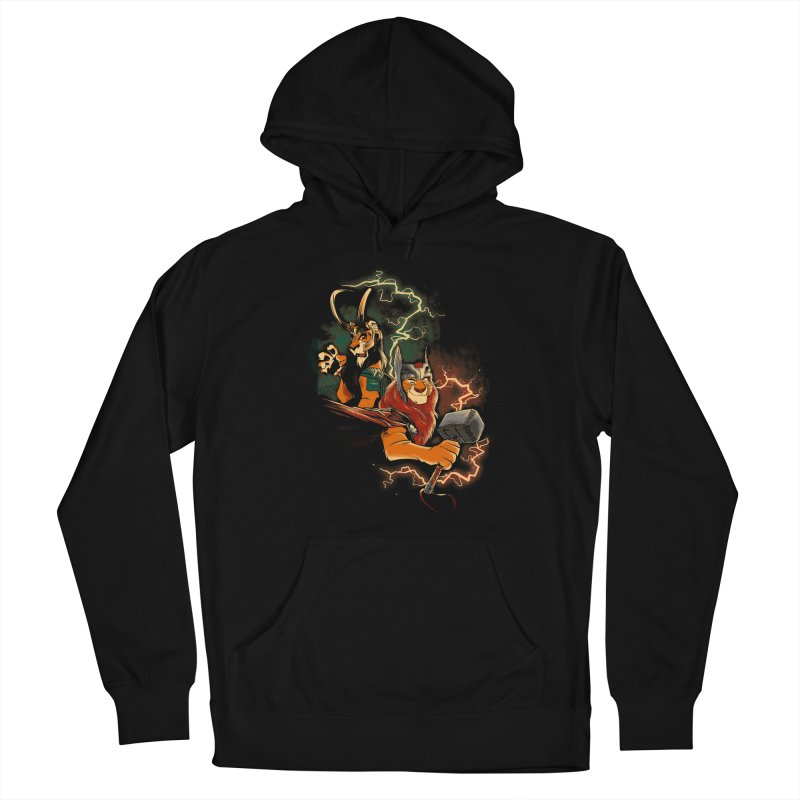 Lion Brothers Men's Pullover Hoody by Red Bug's Artist Shop