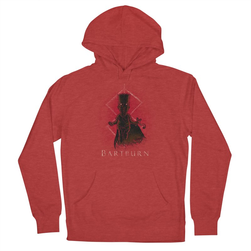 Bartburn Men's Pullover Hoody by Red Bug's Artist Shop