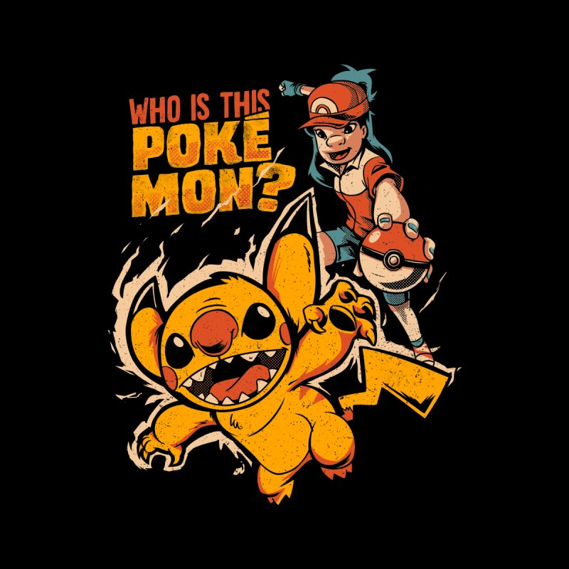 Who is this pokémon? Men's Pullover Hoody by Red Bug's Artist Shop