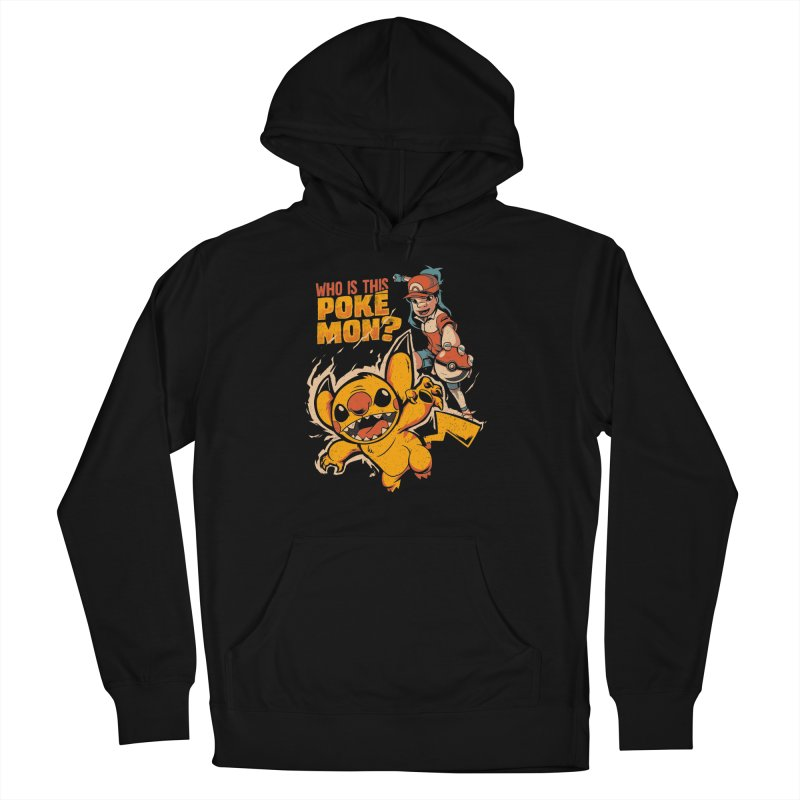 Who is this pokémon? Men's French Terry Pullover Hoody by Red Bug's Artist Shop