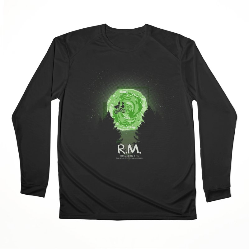 R.M. Men's Performance Longsleeve T-Shirt by Red Bug's Artist Shop