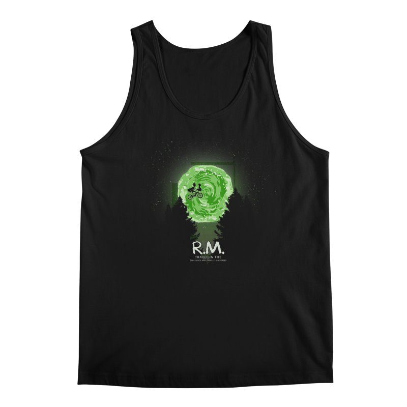 R.M. Men's Regular Tank by Red Bug's Artist Shop
