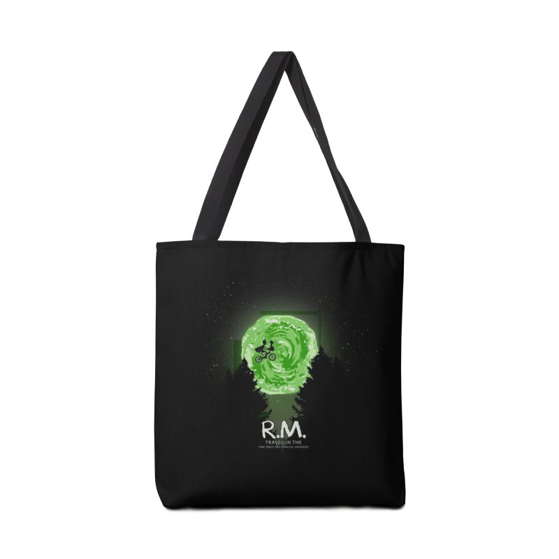 R.M. Accessories Tote Bag Bag by Red Bug's Artist Shop
