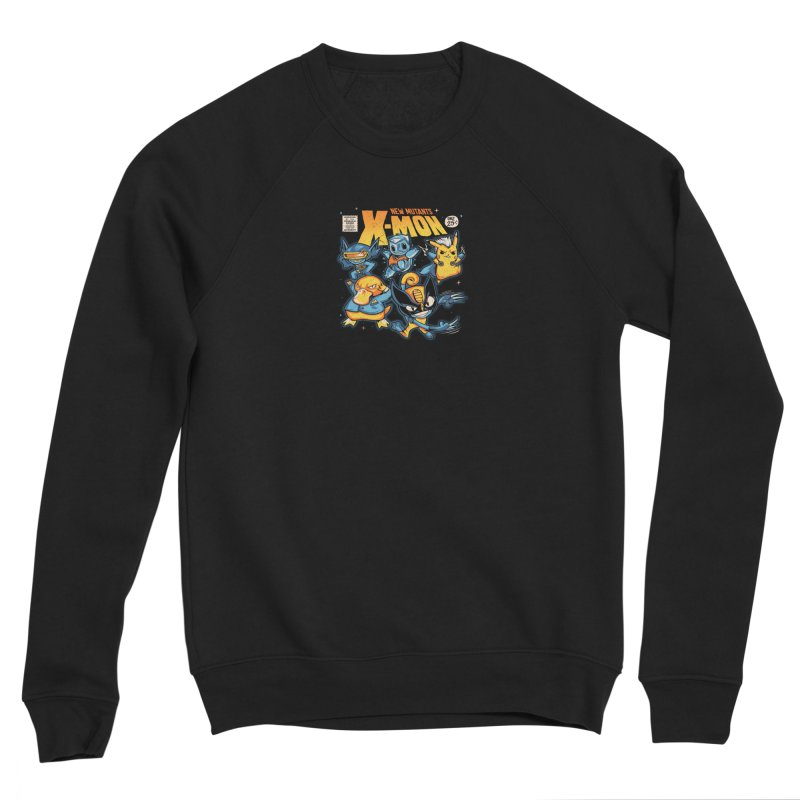 X-Mon Women's Sponge Fleece Sweatshirt by Red Bug's Artist Shop