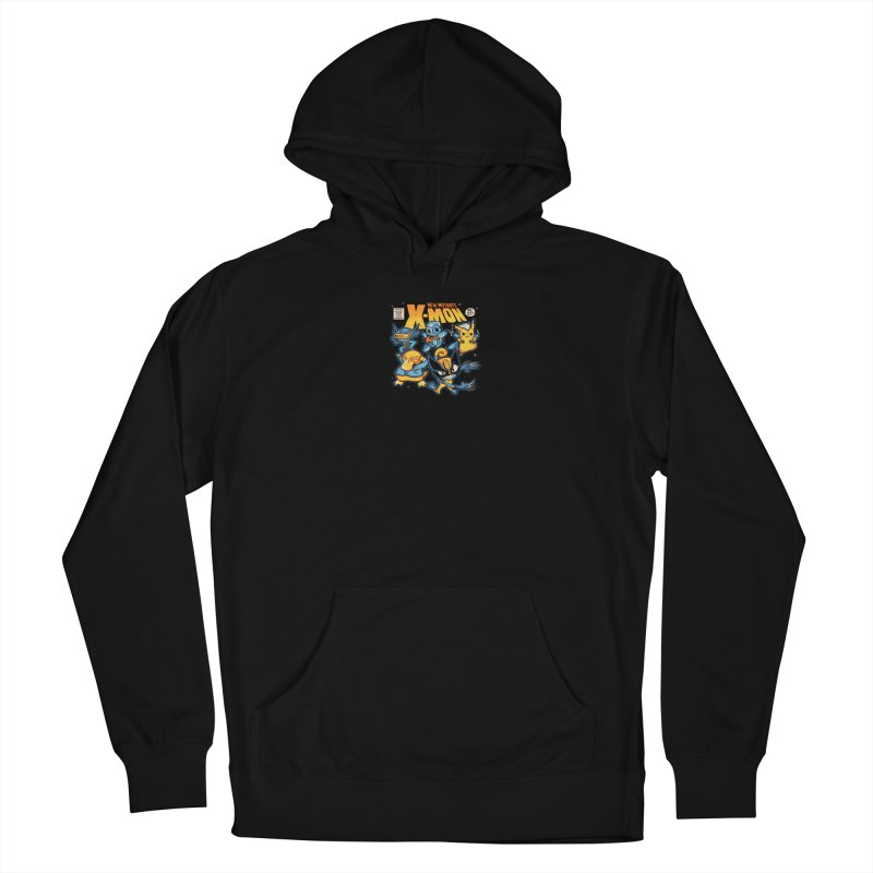 X-Mon Women's French Terry Pullover Hoody by Red Bug's Artist Shop