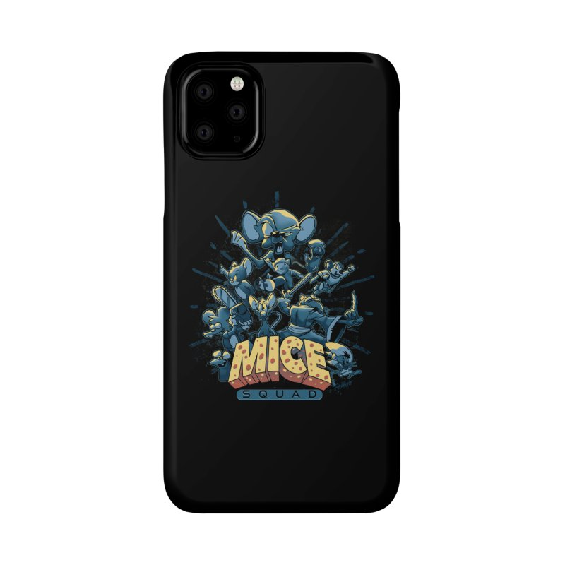 Mice Squad Accessories Phone Case by Red Bug's Artist Shop
